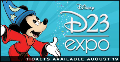 D23 Expo 2011 Tickets On Sale Tomorrow With Special Savings