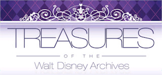 """Treasures of Walt Disney Archives"" Returns To D23 Expo 2011"