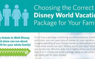 Choosing the Best Disney World Vacation Package