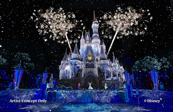 Frozen Attraction Coming To Walt Disney World's Epcot