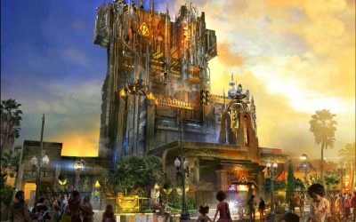 Disney To Re-Theme Tower of Terror With Guardians of the Galaxy