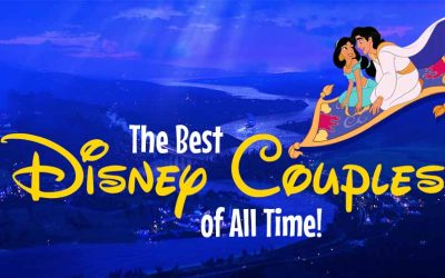 The Best Disney Couples of All Time