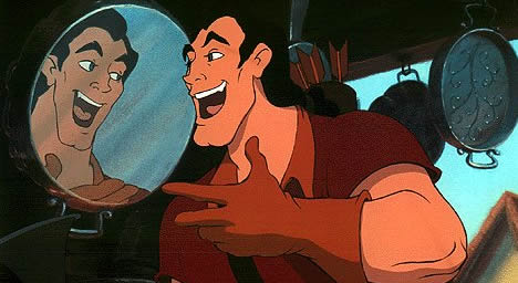 Gaston the Villian