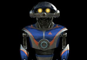 Ace, New Droid in Star Tours 2.0