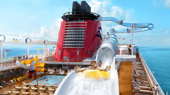 Emerging Details for Disney Dream Cruise Ship Revealed