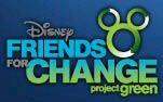 Environmentally Conscious Disney Launches 'Disney's Friends for Change: Project Green'