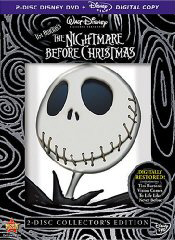 The Nightmare Before Christmas (2-Disc Collector's Edition) Now Available