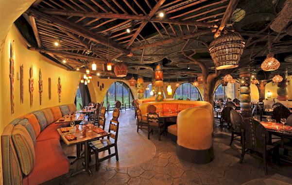 Sneak peek inside sanaa at disney 39 s animal kingdom lodge for African cuisine restaurants