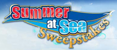 Disney's Summer at Sea Sweepstakes