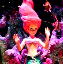 Little Mermaid Ariel's Undersea Adventure Full Ride Video