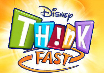 Disney TH!NK Fast Interactive Trivia Game