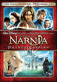 Experience Behind the Magic With 'Prince Caspian' on DVD