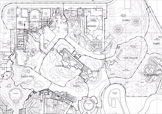 Future Expansion for Magic Kingdom's Fantasyland (Maybe)