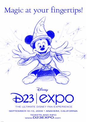 Walt Disney Studios Adds To Disney 23 Expo Excitement