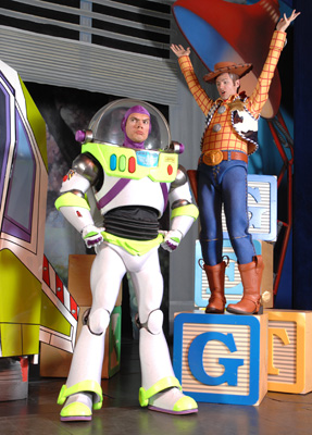 """""""Toy Story – The Musical"""" Coming to Hyperion Theatre in 2011"""