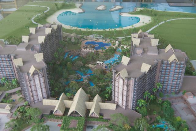 Disney Names Hawaii Resort and Launches New Web Site For Project