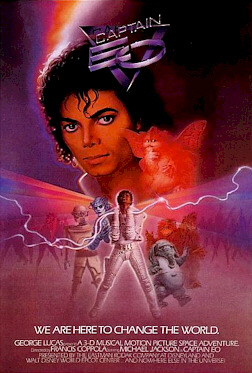 Remembering Captain EO (Michael Jackson 1958-2009)