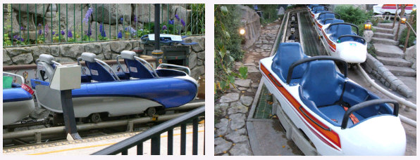New Bobsleds for Disneyland's Matterhorn?