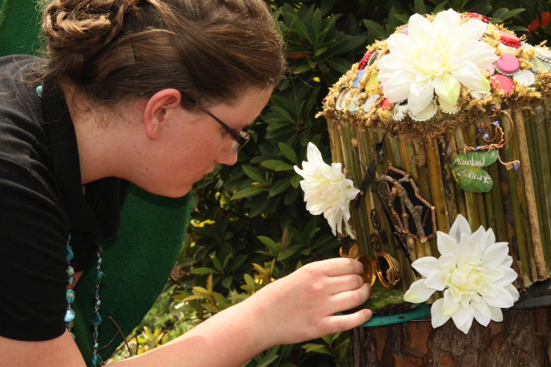 Disney Online Honors Pixie Hollow Fairy House Design Contest Winner