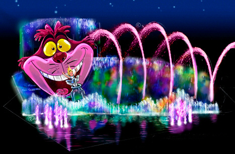 "June 10th ""World of Color"" Premiere To be Livestreamed on Ustream"