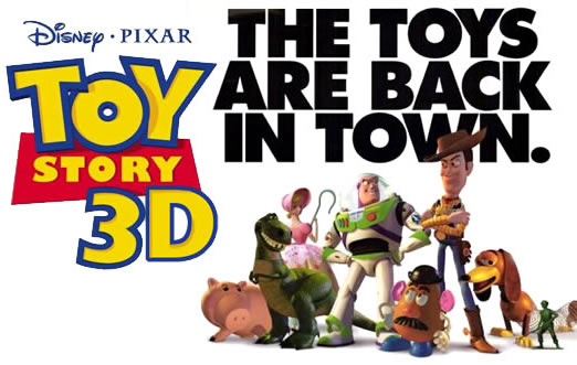 Toy Story 3 Makes History Passing the $1 Billion Mark