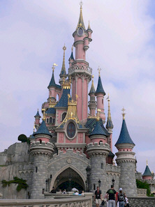 Disneyland Paris To Build a Third Theme Park