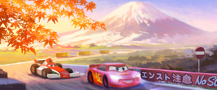 Additional Details Released on Cars 2 Sequel