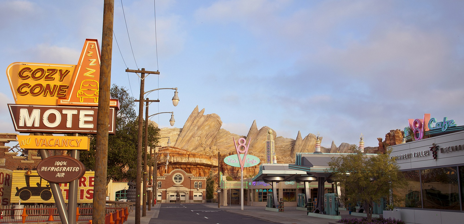 Disney's California Adventure Expansion Stats & Numbers