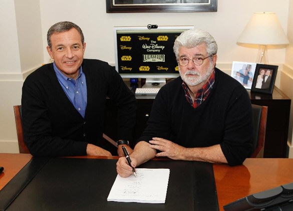 Walt Disney Company Acquires Lucasfilm (Star Wars)