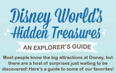 Walt Disney World Hidden Treasures