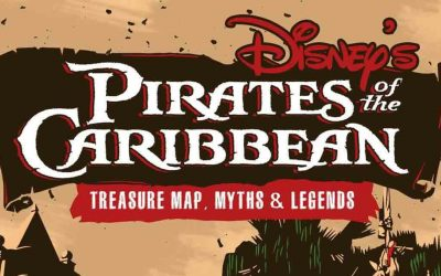 Disney's Pirates of the Caribbean: Treasure Map, Myths & Legends