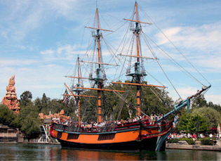 Rivers of America at Disneyland Will Re-Open With New Surpirses & Enhancements