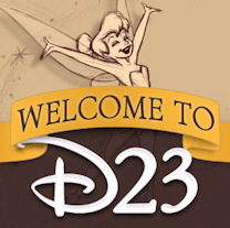 D23 – A New Official Community for Disney Fans