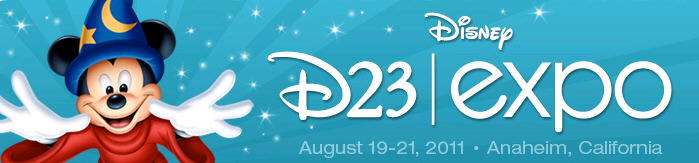 D23 Expo 2011