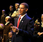 Hall of Presidents Officially Re-opens With Its Latest Addition – President Obama