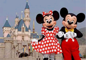 Disneyland Shanghai To Open in 2012