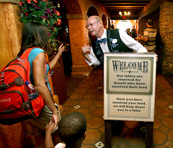 Disney Testing New Dining Reservation System