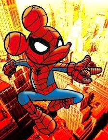 Disney/Marvel Merger