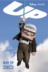 "Three New Video Previews of Disney Pixar ""UP"""